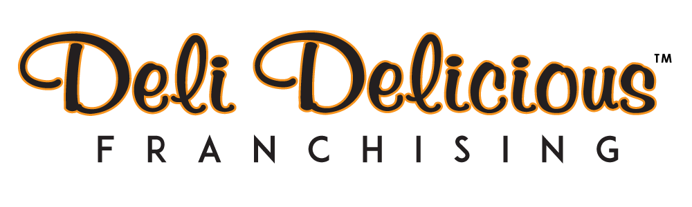 Deli Delicious Franchising Logo
